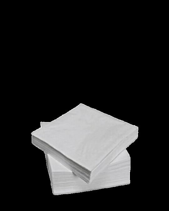 2 Ply White Serviettes 40cm x40cm x2000
