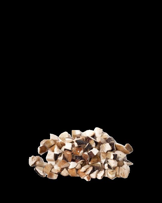 Diced Porcini Mushrooms 1kg