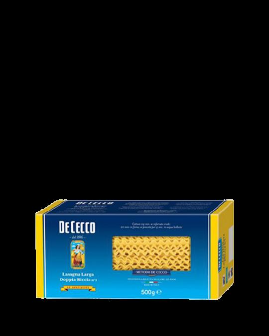 Lasagne D.O.P.pia Riccia De Cecco 24x500gr