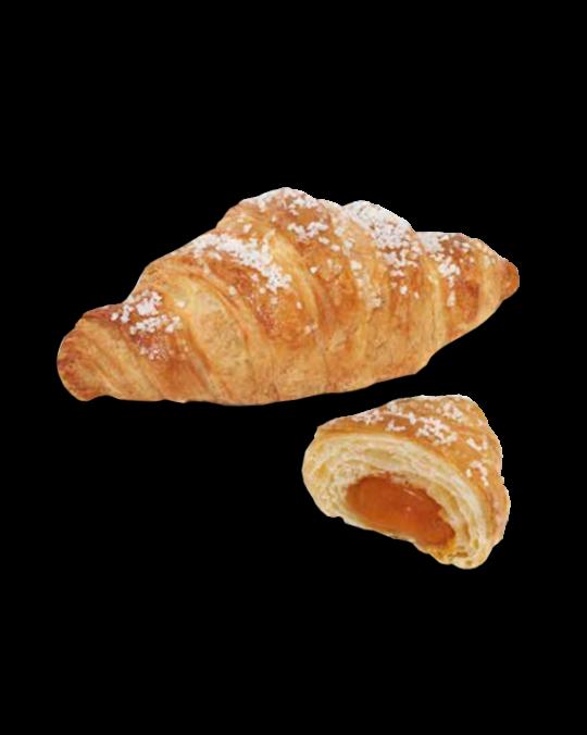 Apricot Butter Croissant Albicocca Burro Dolce Milano 52x95gr