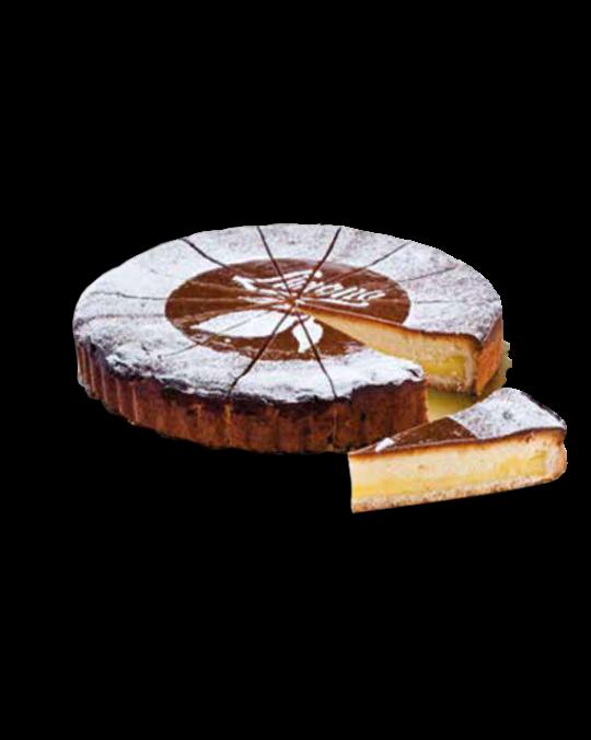 Lemon Cream Tart Crostata al Limone Dolce Milano 1.4kg