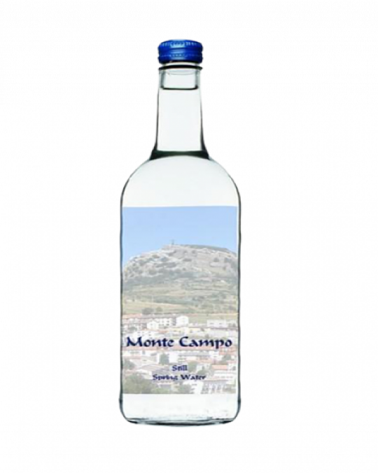 Monte Campo Natural Water Glass 12x1L