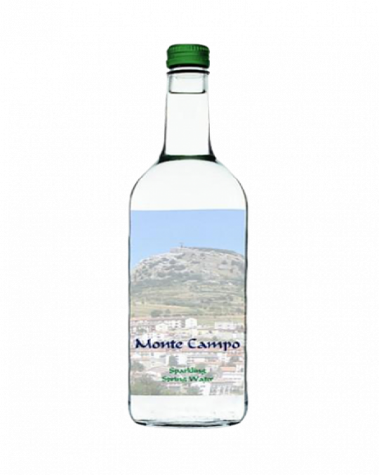 Monte Campo Sparkling Water Glass 12x1L
