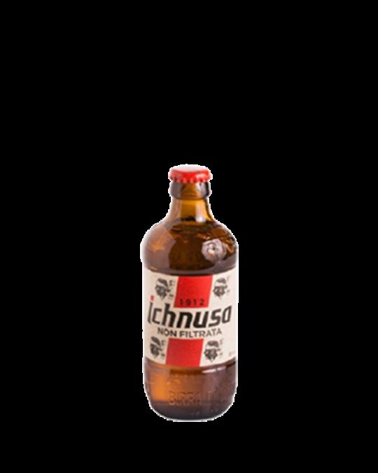 Birra Ichnusa * Non FiLrata * 5.0% Bottles 24x33cl