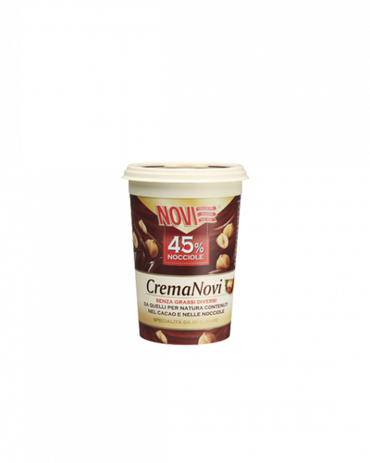 Novi Crema Hazelnut & Cocoa Cream 12x200G Cod. 2600