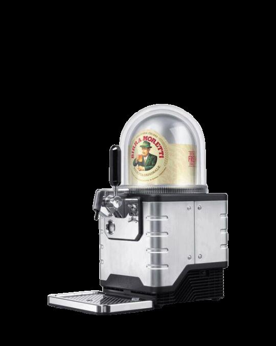 Birra Moretti Blade Countertop Dispenser Machine (2 Boxes)