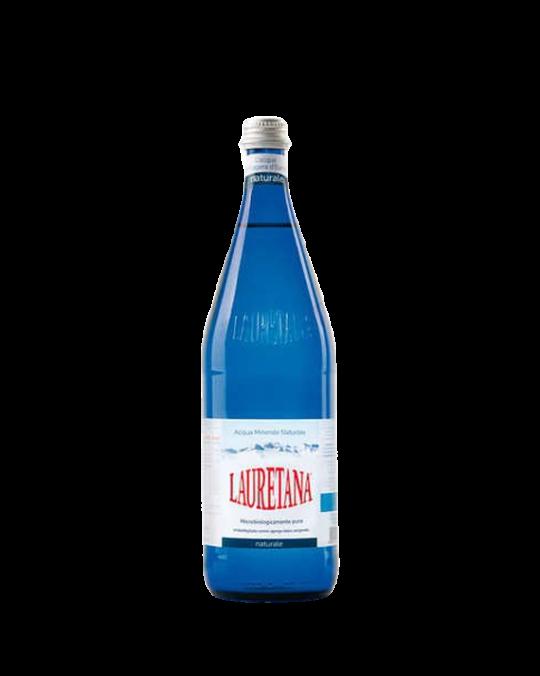 Lauretana Still Water Glass 6x75cl Pinin Farina Clear Bottle
