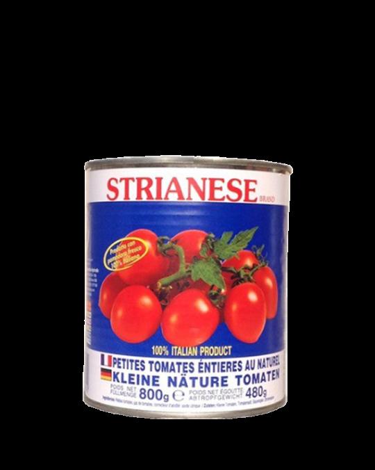 Peeled Tomatoes 24x400gr