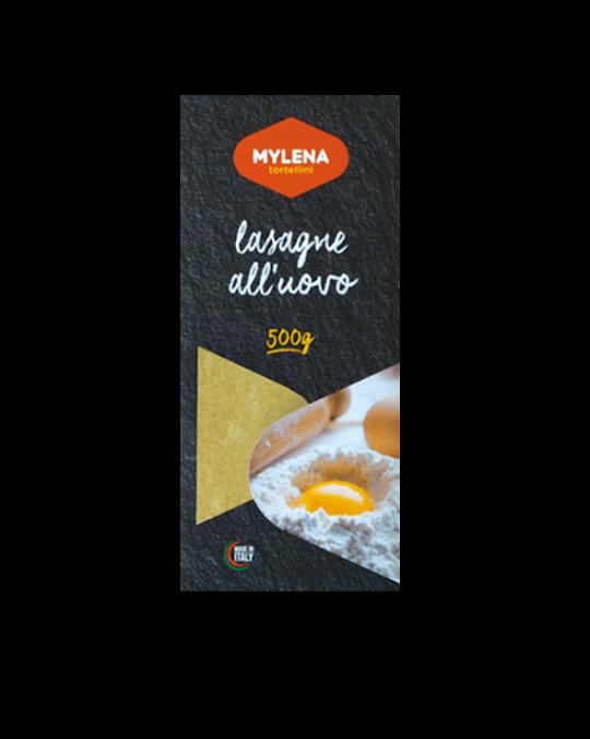 Lasagne Sheets Egg- Uovo Cucina 20x500gr