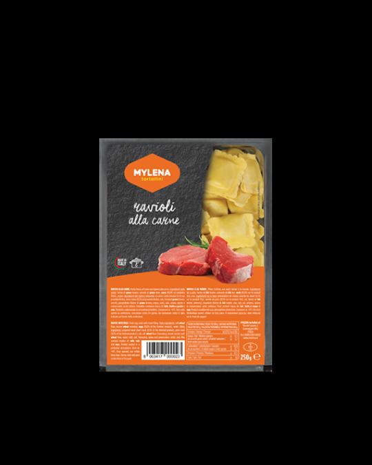 Meat Ravioli Carne Mylena 24x250gr