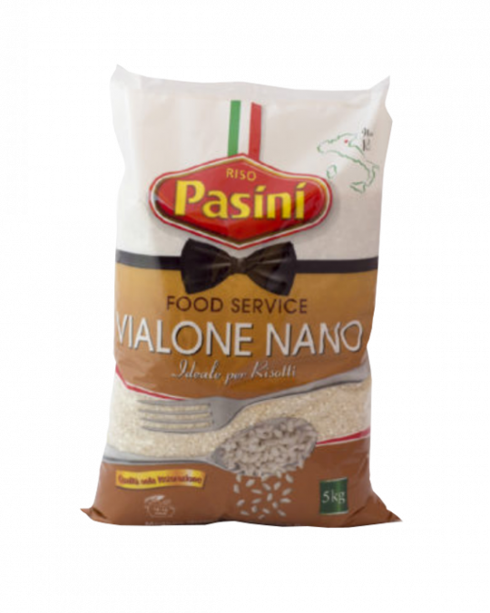 Rice Riso Vialone Nano Pasini 1kg