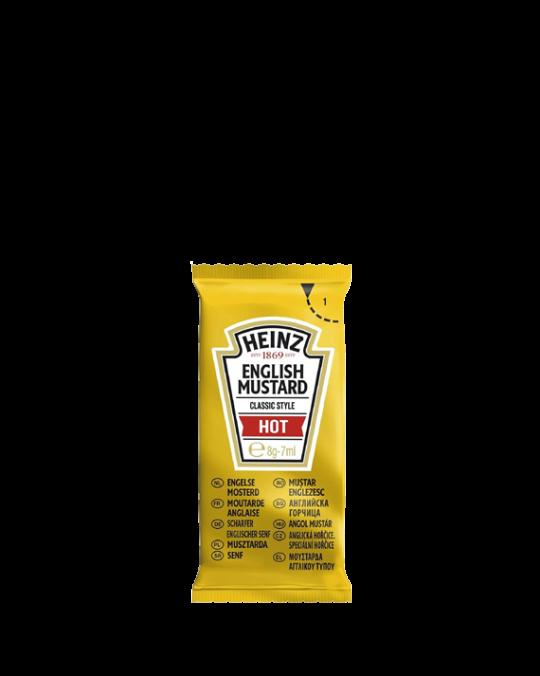 English Mustard Sachets 200x5gr