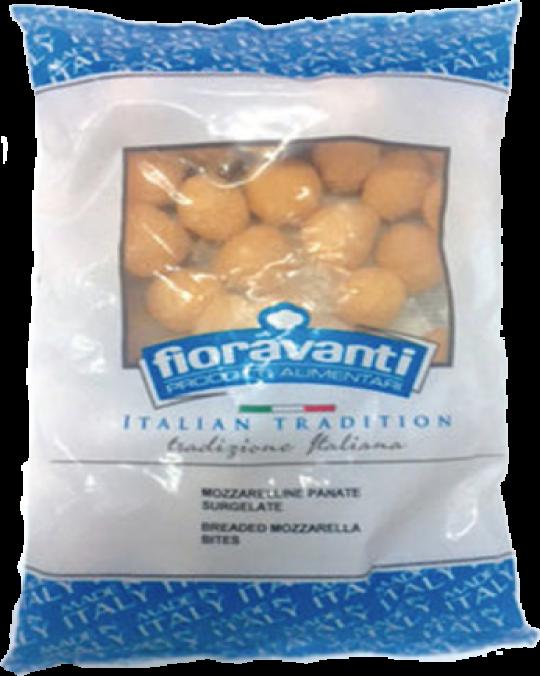 Breaded Mozzarella Impanate 1kg