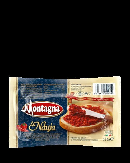 Mini Nduja Montagna 12x125gr