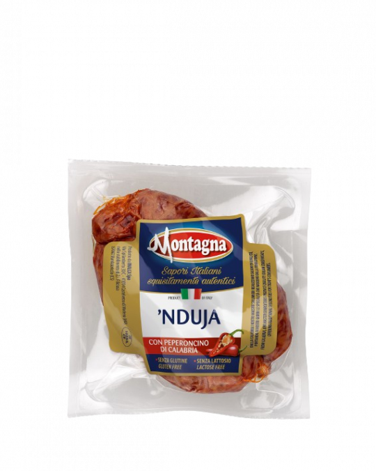 Nduja Montagna 450gr