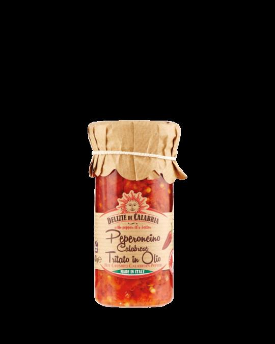 Chilli Flakes Peperoncino Tritato Delizie Di Calabria 280gr