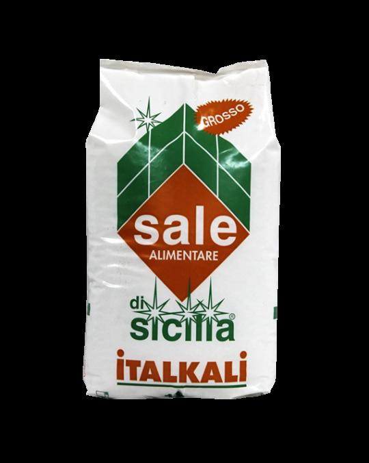 Coarse Sea Salt Sale Grosso Marino 10kg