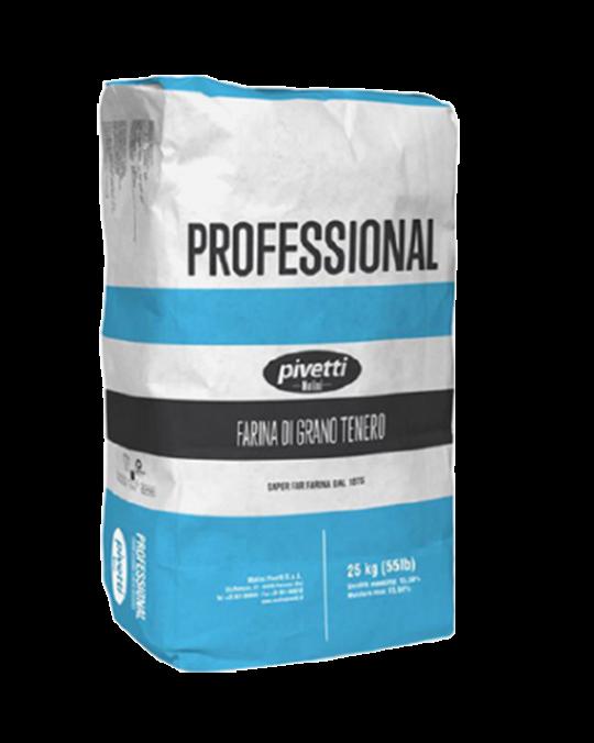 Farina Tipo 0 Manitoba Flour Pivetti 25kg