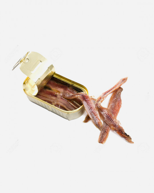 Anchovy Fillets In Oil- Alice 24x50gr