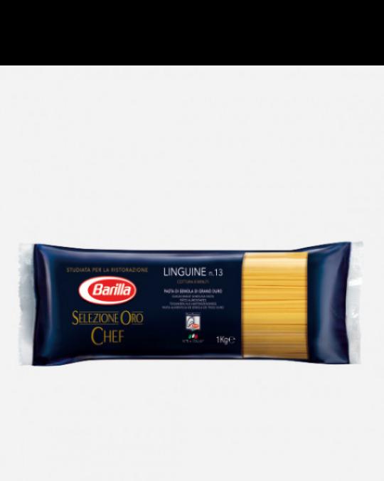 Linguine No. 13 Oro Chef Barilla 12x1kg