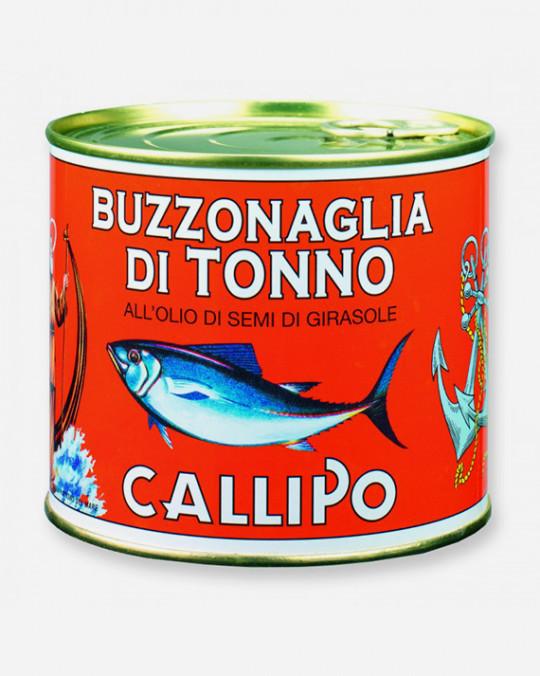 Tuna Buzzonaglia di Tonno Callipo 12x620gr