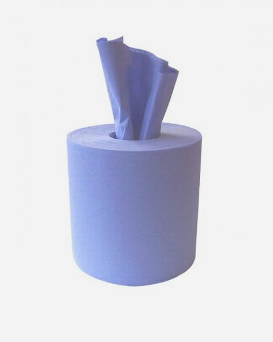 Blue Centre Feed Rolls x6 Rolls (135mm x180mm)