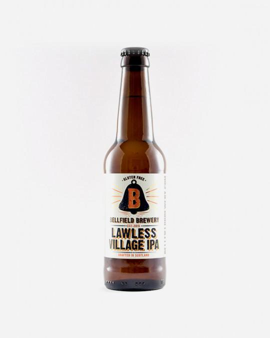 Lawless Village Ipa 4.5% Gluten Free Bottle 12x330ml