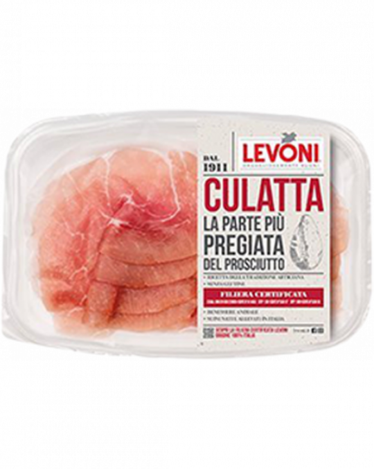 Culatta Sliced Levoni 10x70gr