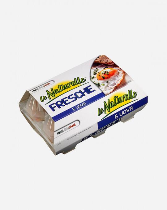 Italian Eggs Naturelle Speciali 24x6