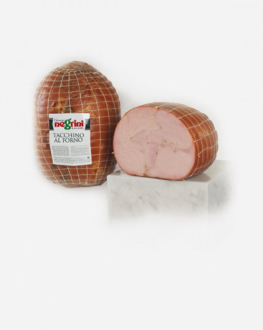 Fesa Di Tacchino Al Forno 1/2 Negrini 2kg