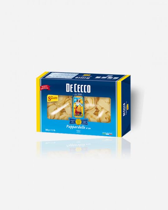 Egg Pappardelle Uovo De Cecco 12x500gr