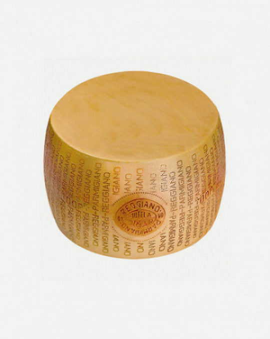 D.O.P. Parmigiano Reggiano 24 months 1/16 - 4x2kg