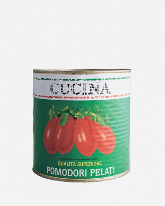 Peeled Tomatoes Cucina 6x2.5kg