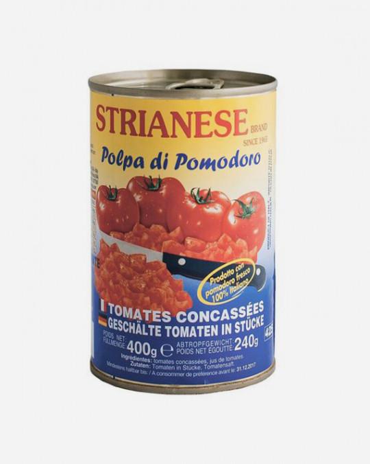 Chopped Tomatoes 24x400gr