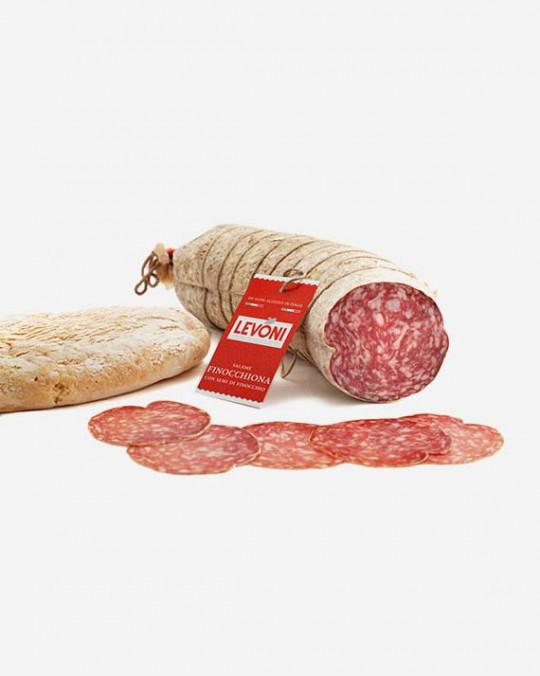 Fennel Salame Finocchio Levoni 4kg