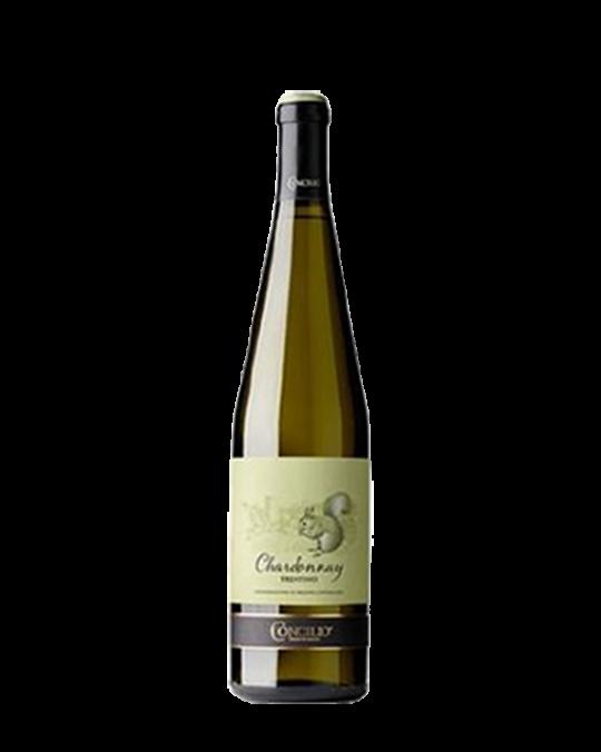 Chardonnay Trentino Doc Concilio 6x75cl