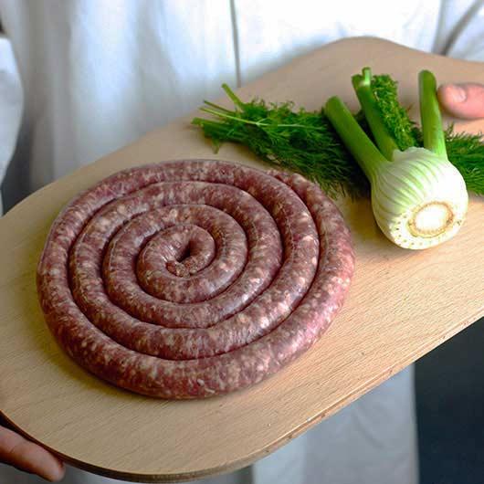 Premium Sausages