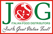 JG logo Food Italian Distributors